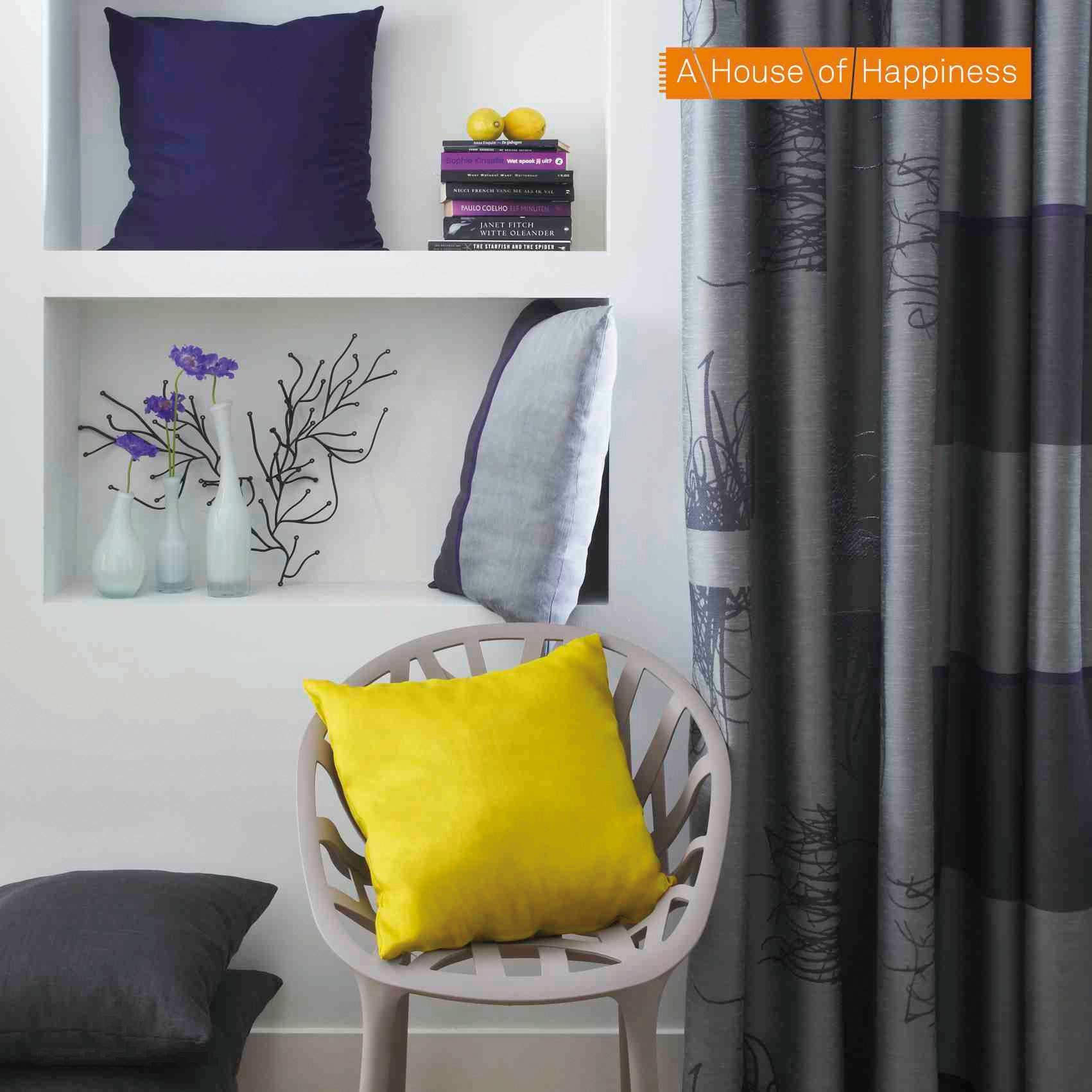A House of Happiness: gordijnen en mode | Decora te Zelzate: verf ...