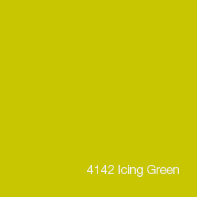 4142 Icing Green